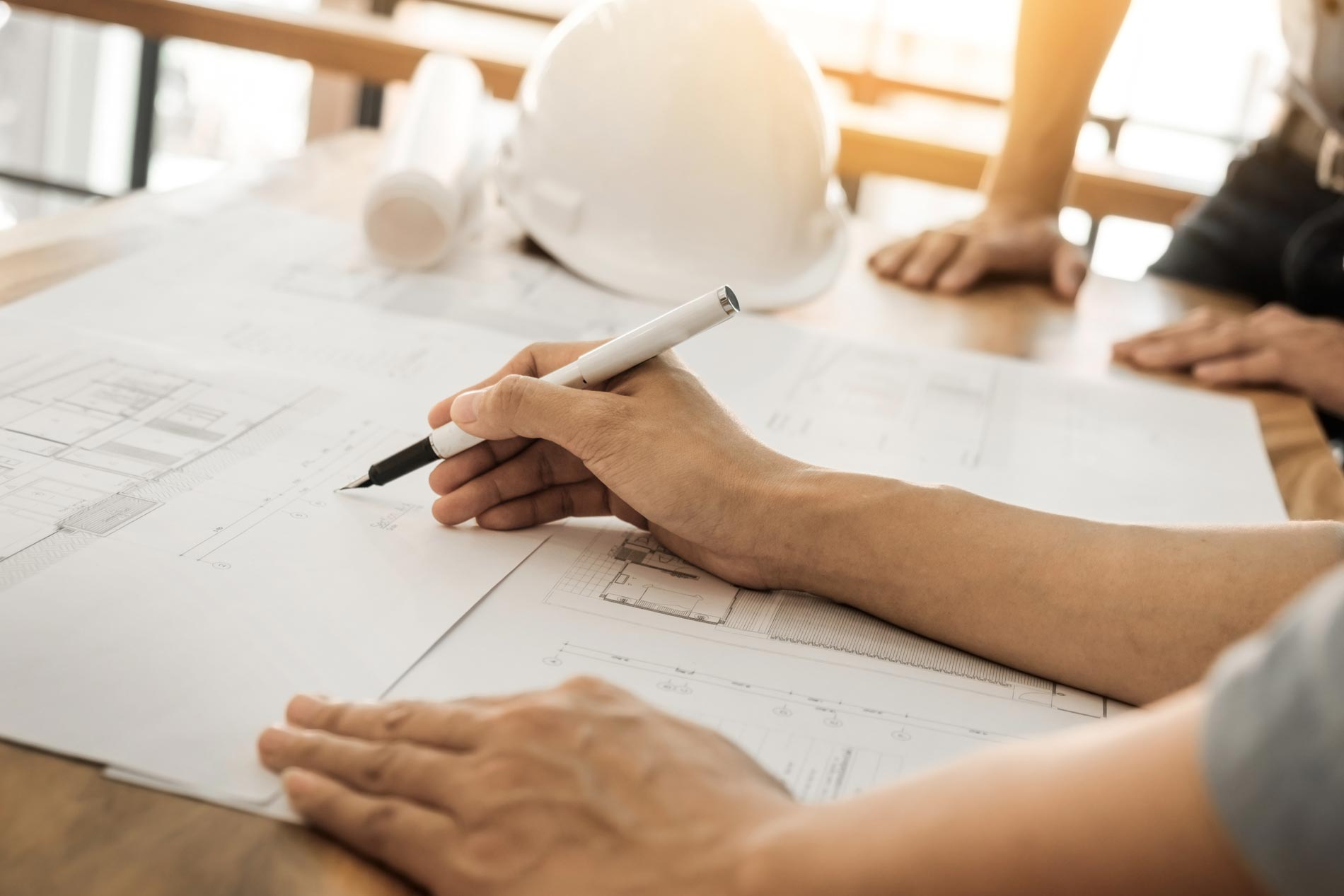 Ristrutturazioni e manutenzioni edili